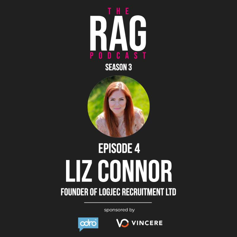 Liz Connor The Rag Podcast